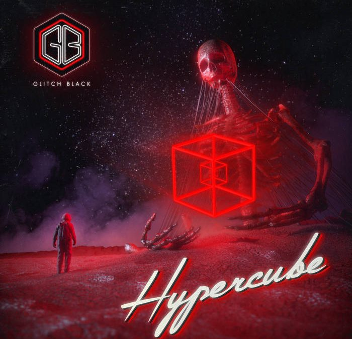 Glitch Black – Hypercube