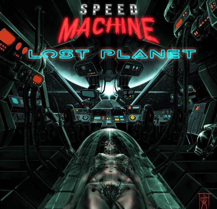 Speed Machine – Lost Planet