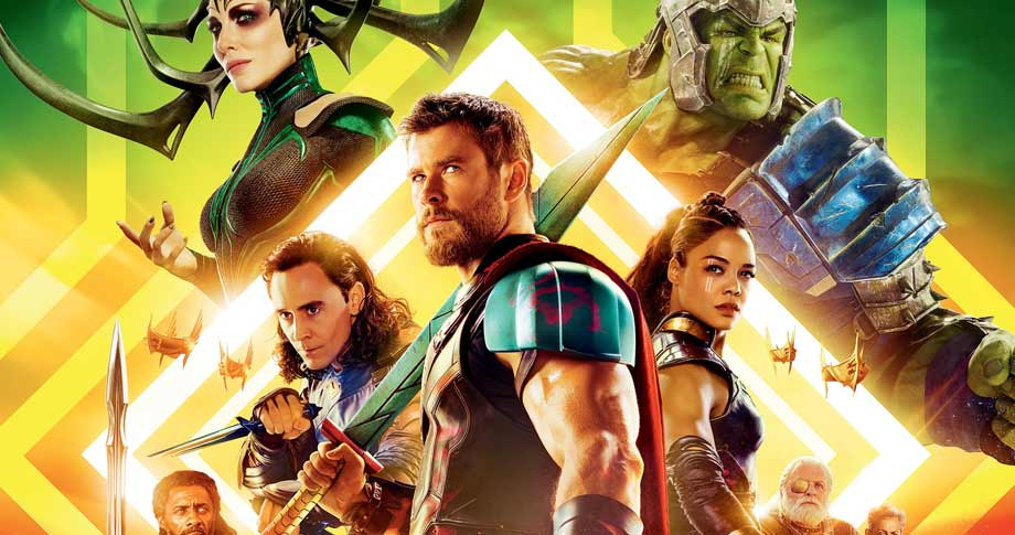 Shack House The Magic Comeback Of Thor Ragnarok Review