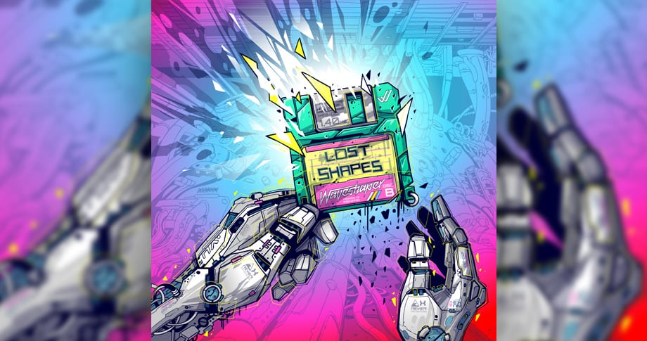 Waveshaper – Lost Shapes (B-sides)