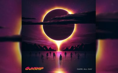 GUNSHIP – Dark All Day (feat. Tim Cappello and Indiana)