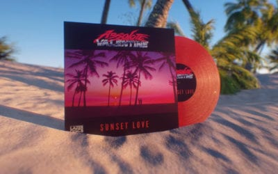 Absolute Valentine – Sunset Love Vinyl Edition