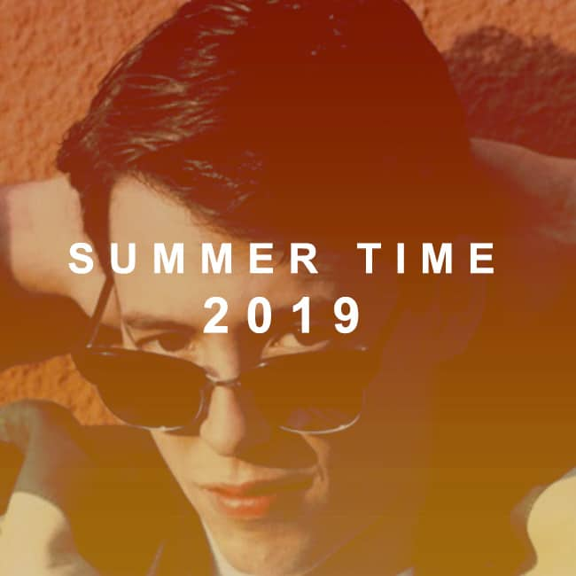 Summer Time 2019