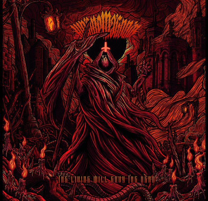 We Are Magonia – The Living Will Envy The Dead (LP)