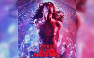 Carpenter Brut – BLOOD MACHINES OST