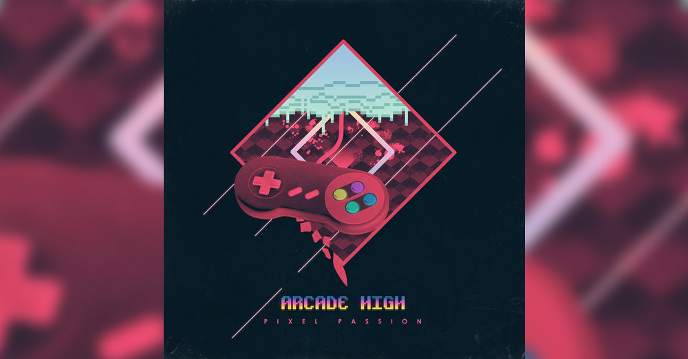 Arcade High – Pixel Passion